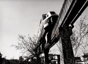 向ヶ丘遊園モノレール 昭和46(1971)年