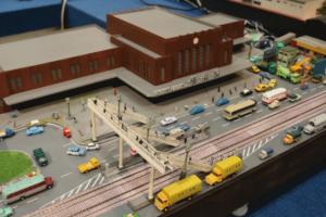 鉄道模型ジオラマ