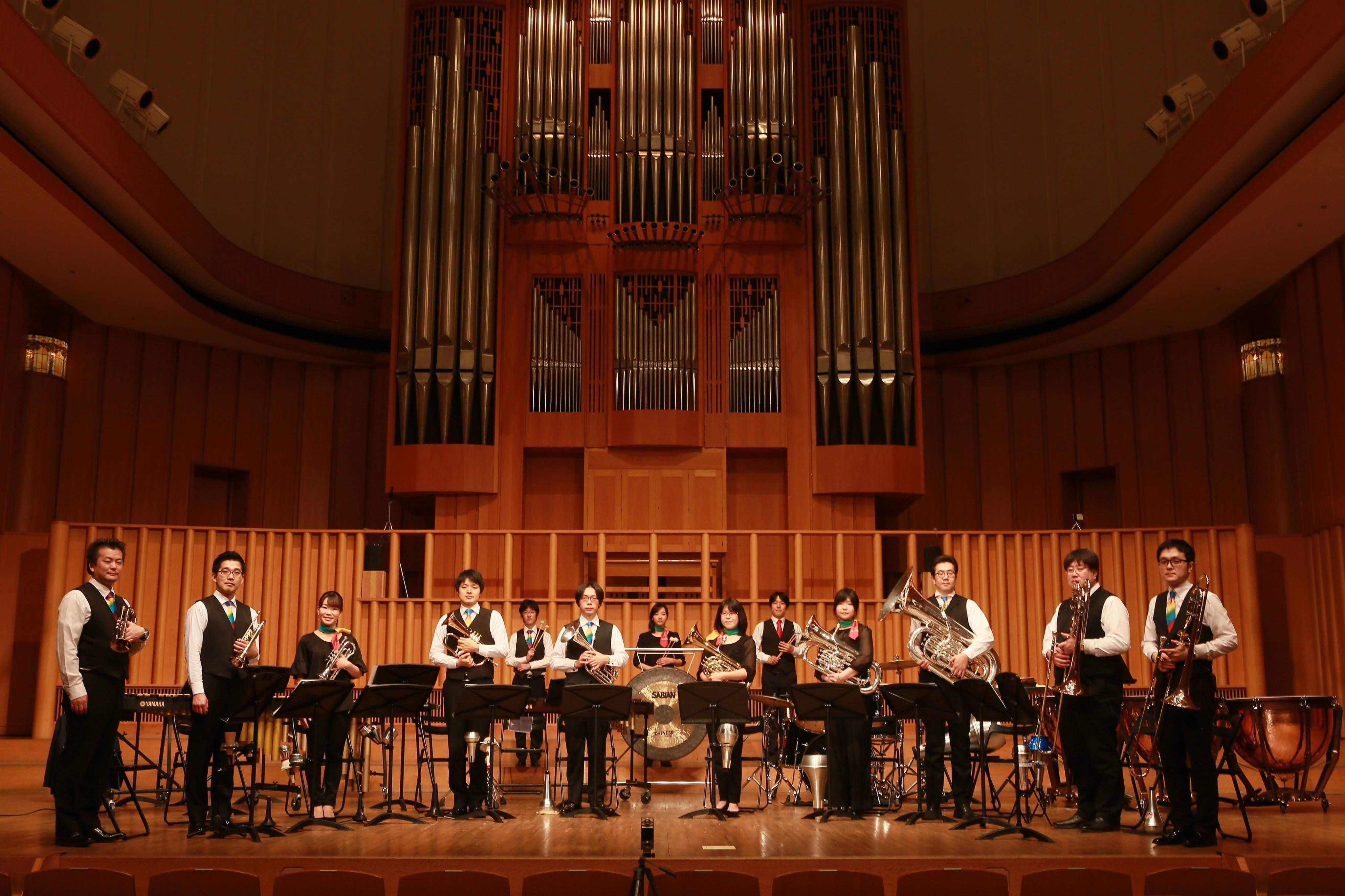 Ten Piece Brass ONELINE クリスマスコンサート