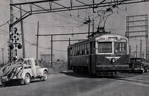 かわさき史跡めぐり ―川崎市電の痕跡を探る―